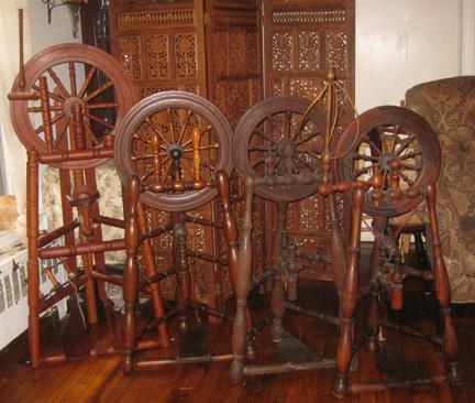 irish castle wheels