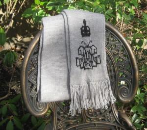 artilerry scarf