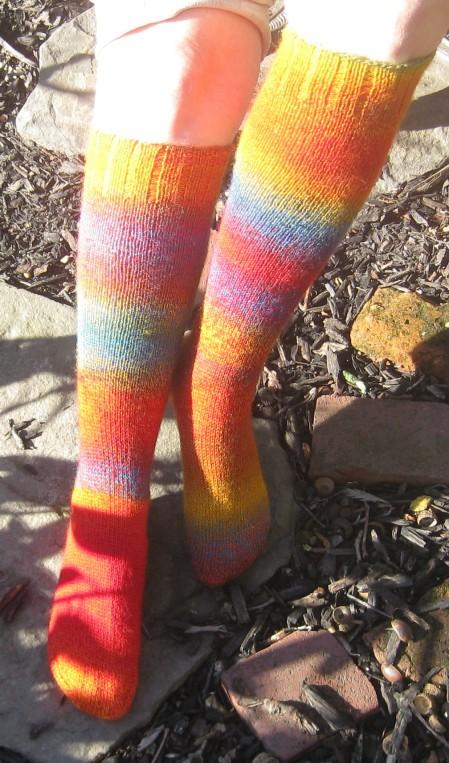 crazy socks 1